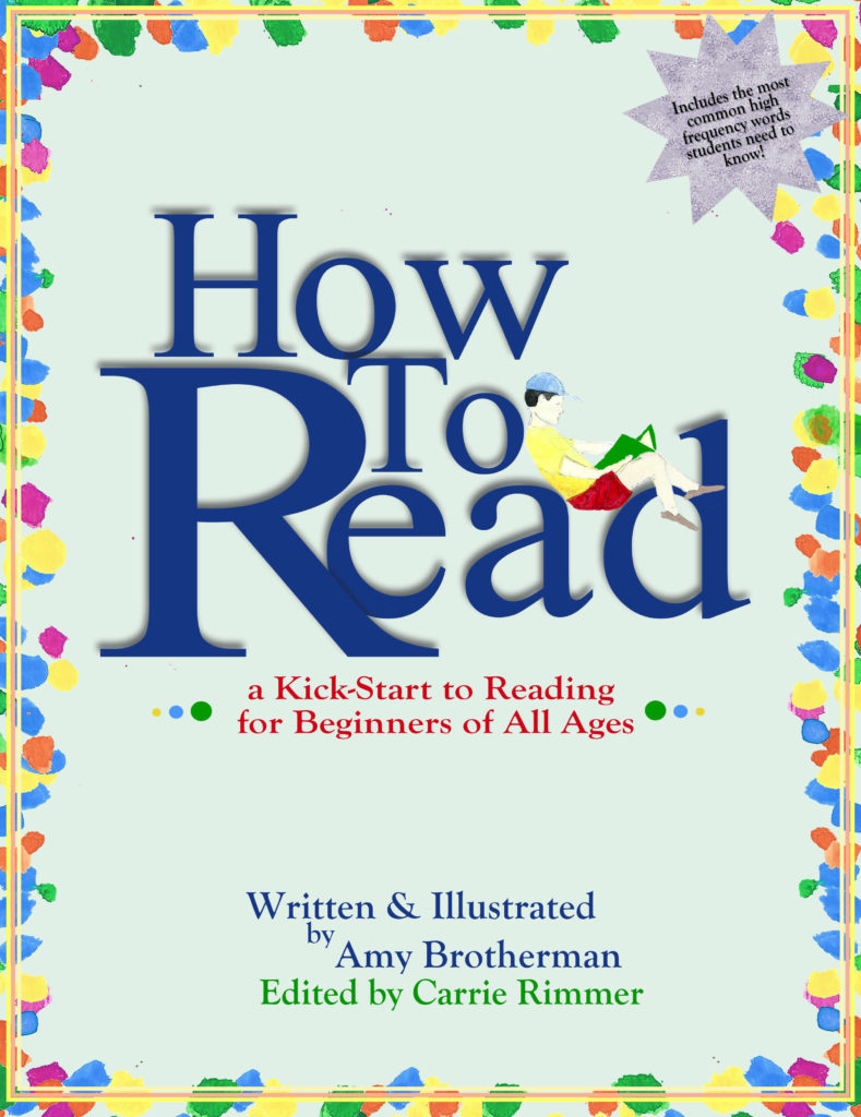How to Read: a Kick-Start for Beginners of Any Age