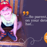 Sensory Processing Disorder: Being a parent detective
