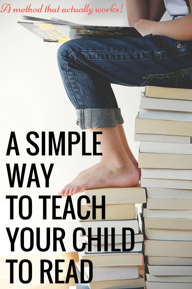 Simple Way to Teach Reading