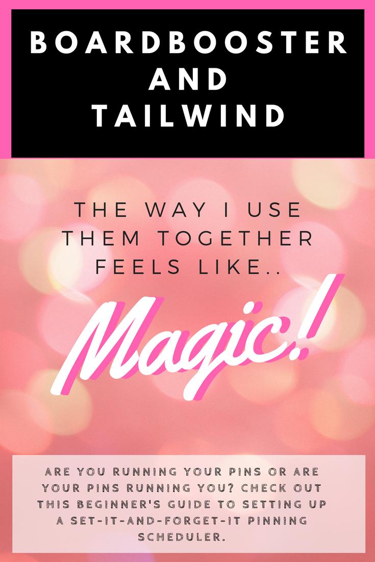Boardbooster Tailwind Magic