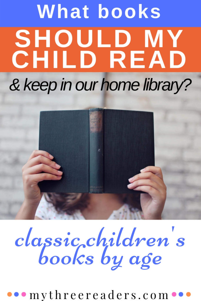 What books should my child read?
