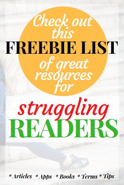 ResourcesStrugglingResources