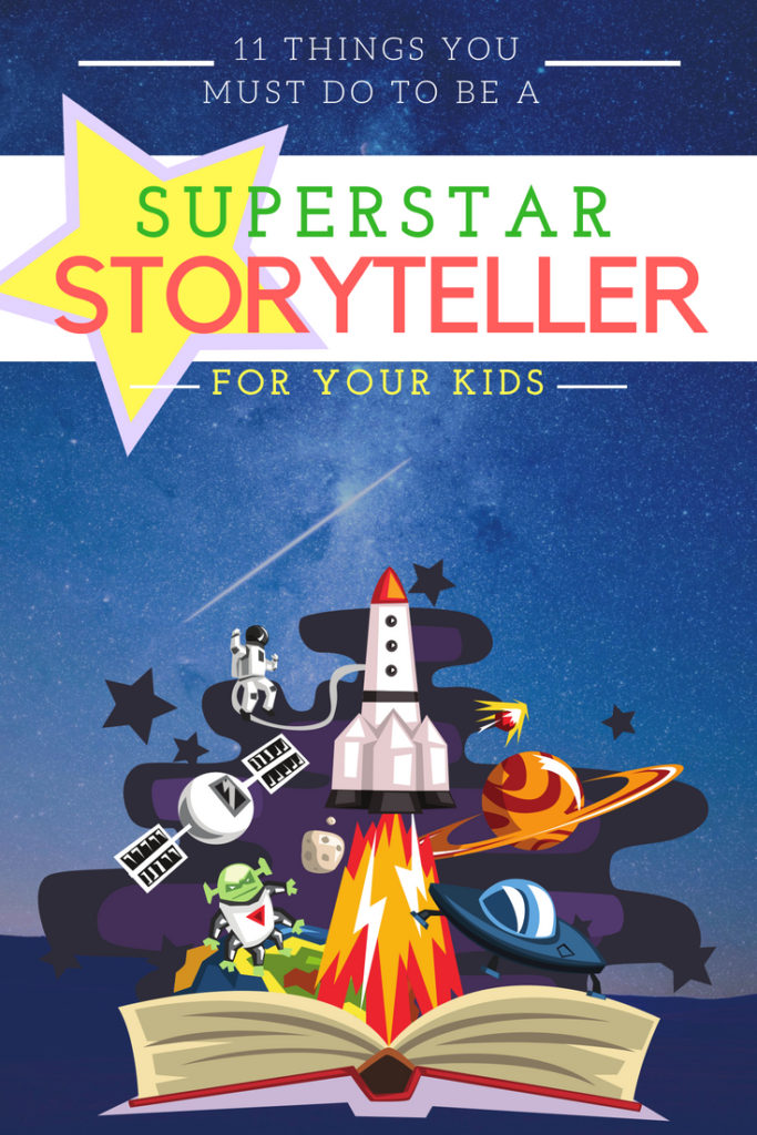 SuperstarStoryteller