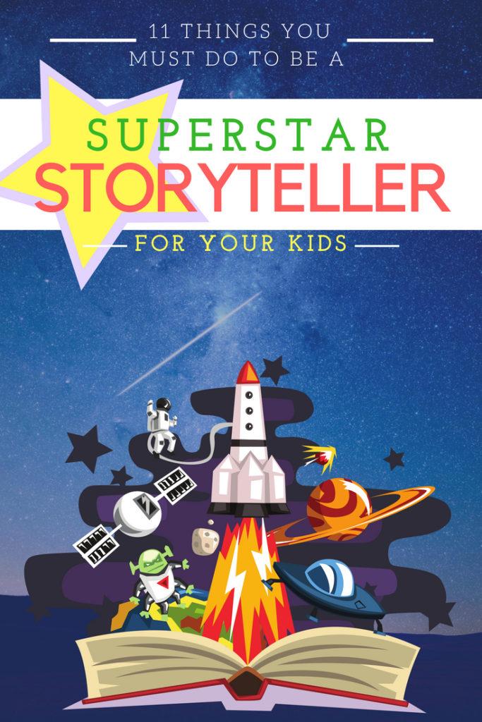 SuperstarStoryteller