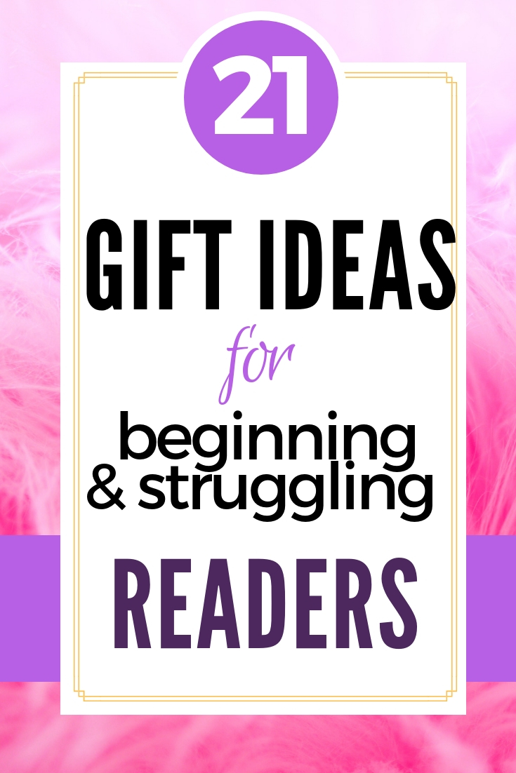 Gift ideas for a reader
