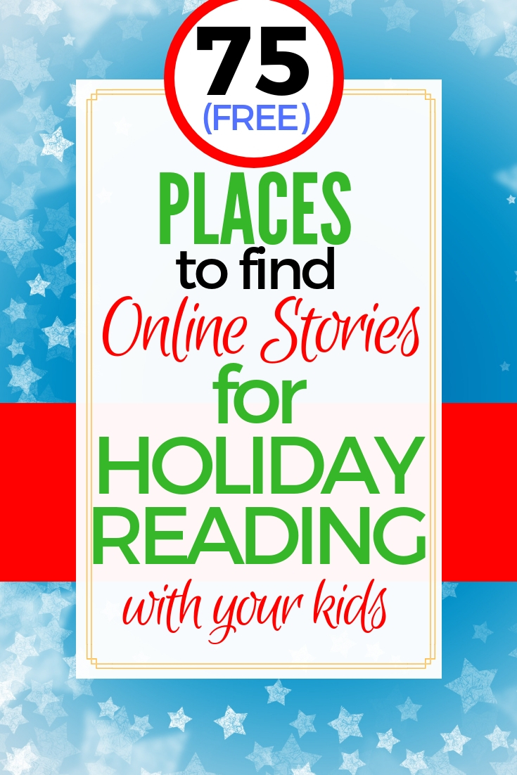 holiday reading list for kids