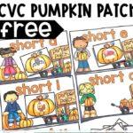 CVC Pumpkin Activity