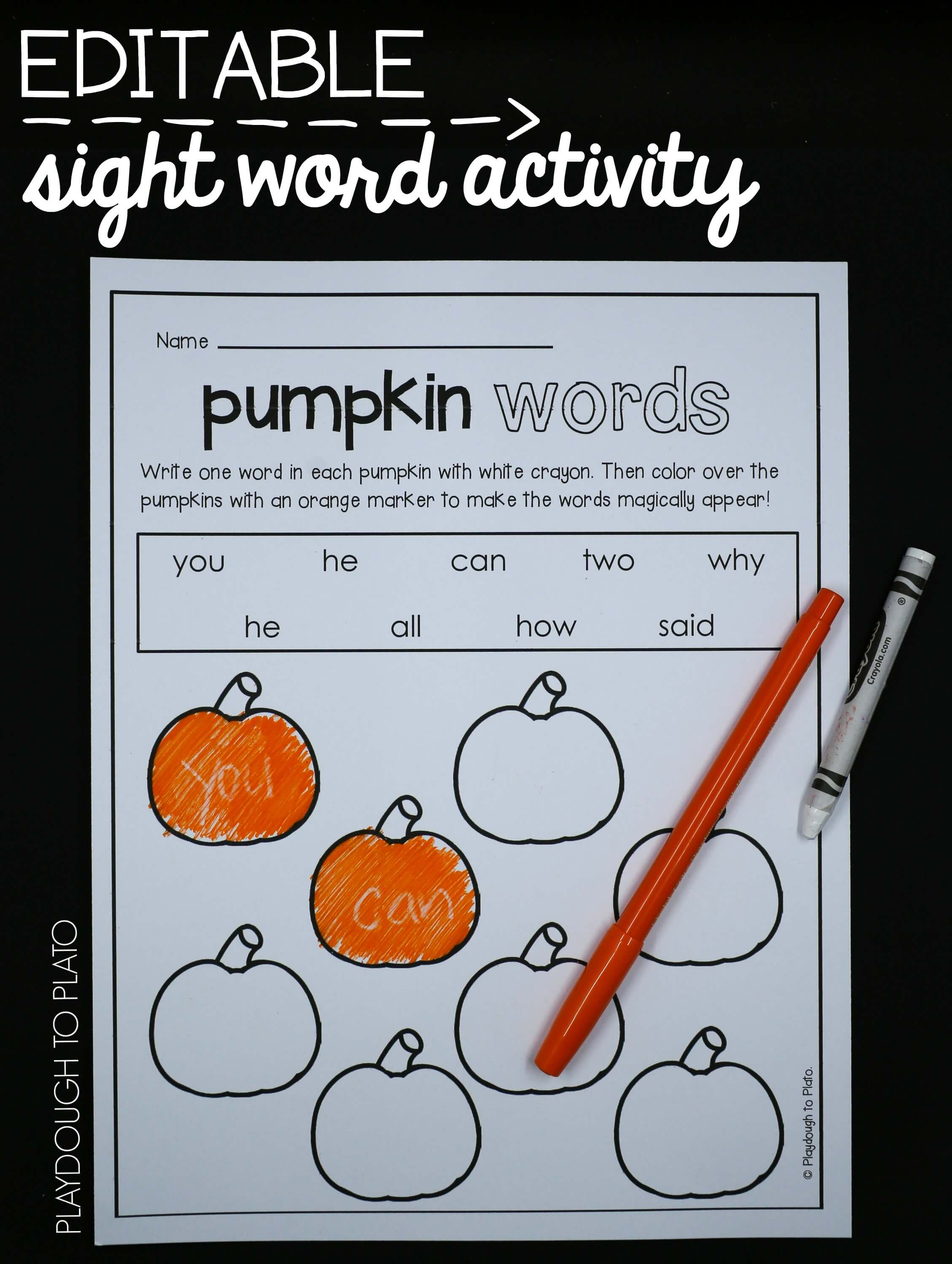Editable-pumpkin-sight-word-activity-