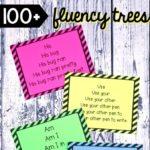 reading fluency trees