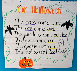 Halloween Poem - Autumn Poems that Rhyme