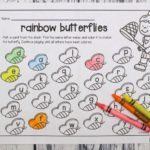 Lowercase Butterfly Alphabet