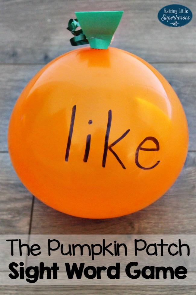 PumpkinPatchSightWordGames