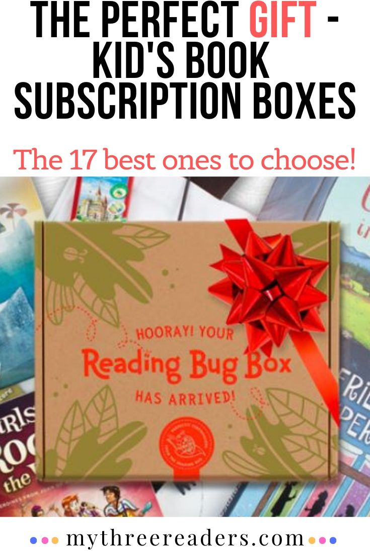 best childrens book subscriptions