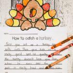 Turkey Writing Prompt