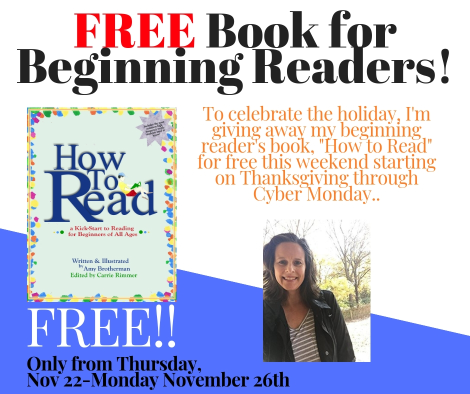 Black Friday for Beginning Readers