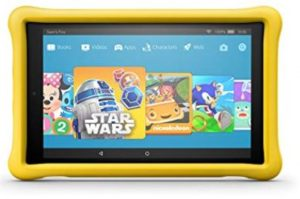 Best Tablet for Children - Amazon Fire 10