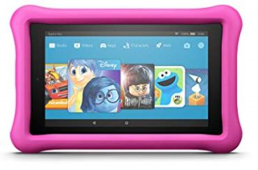 Best Tablet for Children - Amazon Fire 7