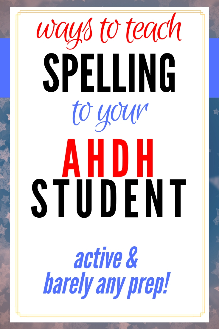 Spelling Activities online
