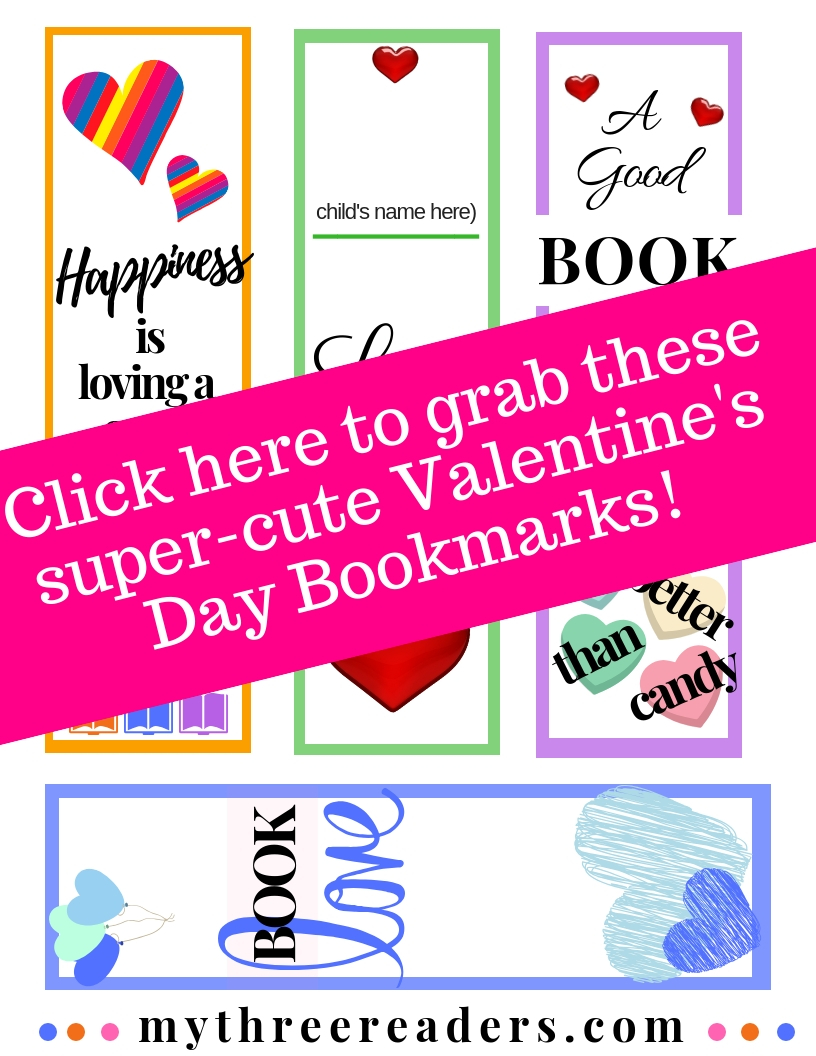 Valentine's bookmark designs handmade