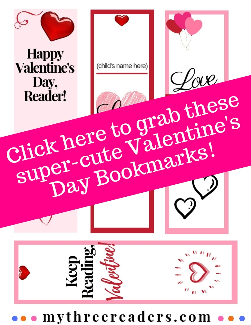 Valentine's Day bookmark crafts