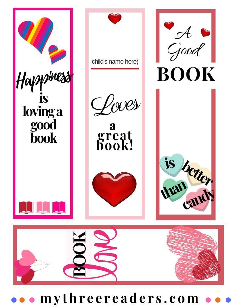 Valentine'sBookmarks3