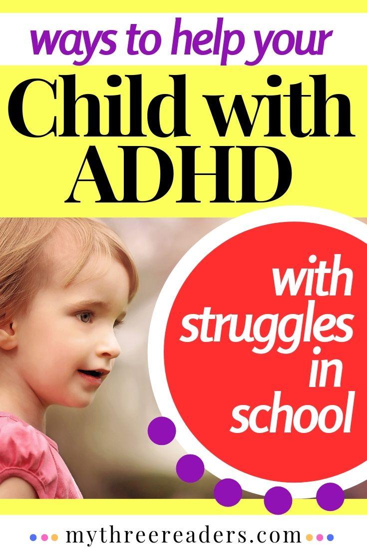 If you see signs of ADHD in Kindergarten (or earlier or later), you may be wondering if can a child with adhd be good in school? ADHD and grades (good grades don't always go together