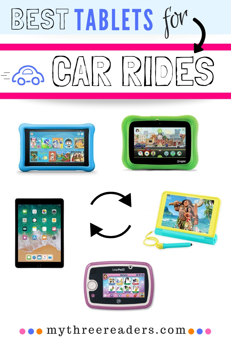 Best Tablets for Car Rides