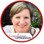Carla, Comprehension Connection, ways to help struggling readers