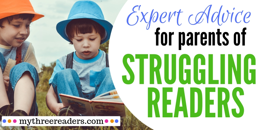 Why kids struggle with reading