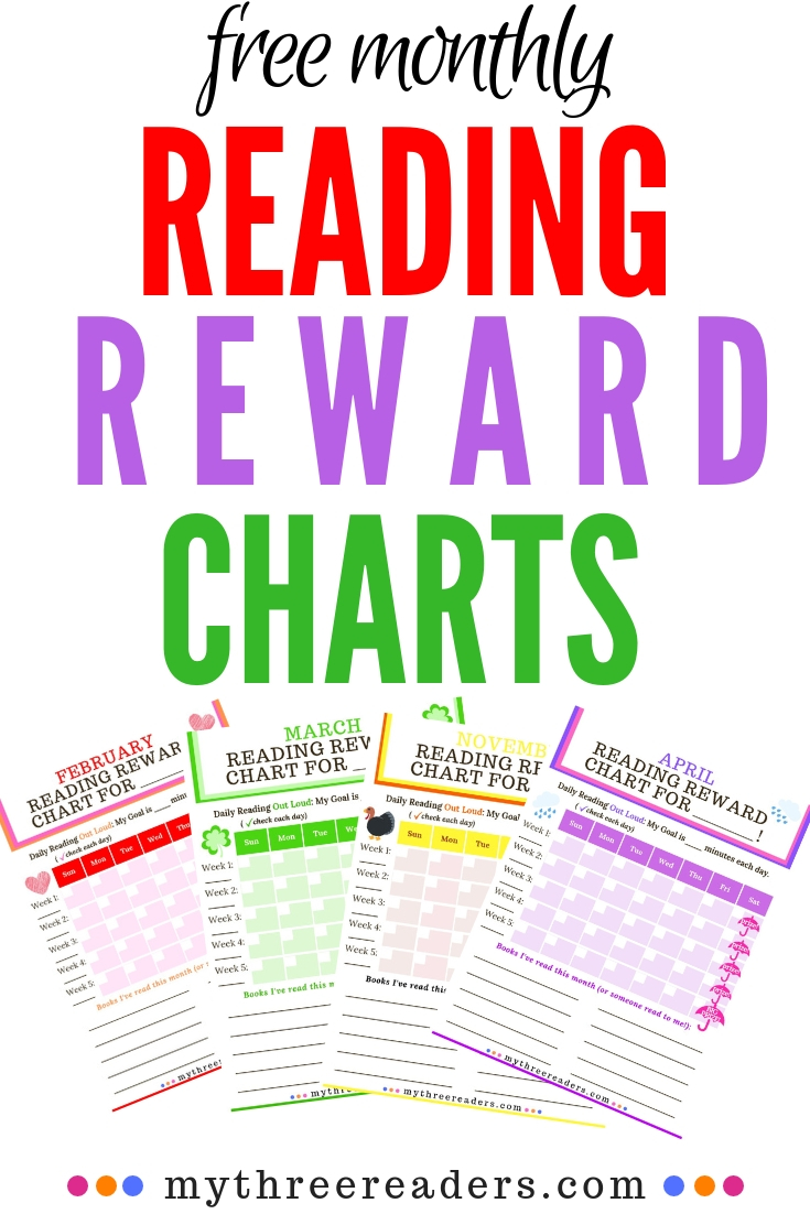 Reading Reward Charts