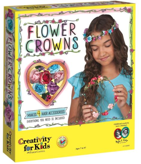 Flower Crowns, How to laminate a rose, flower pressing art
