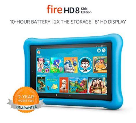 Amazon Fire HD 8.