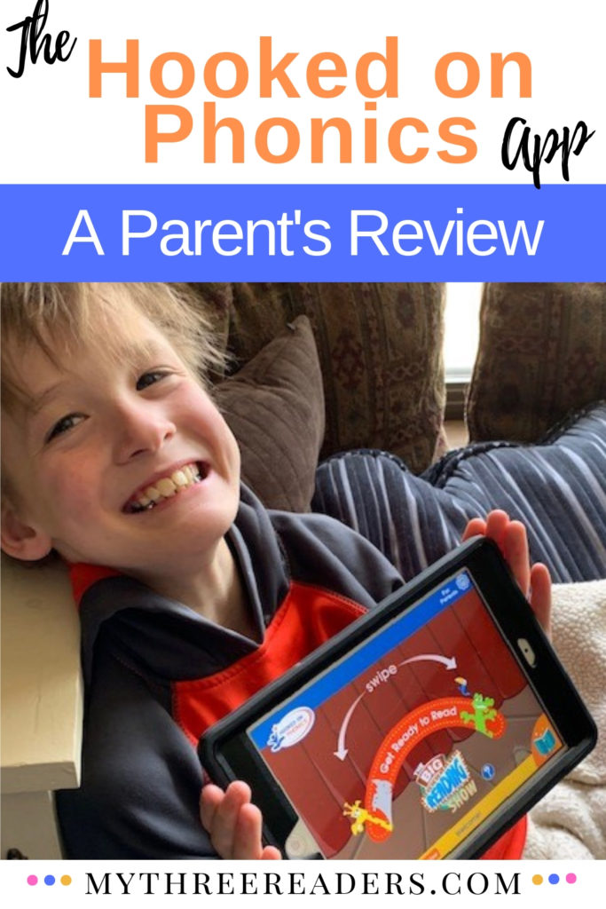 Hooked on Phonics App Review