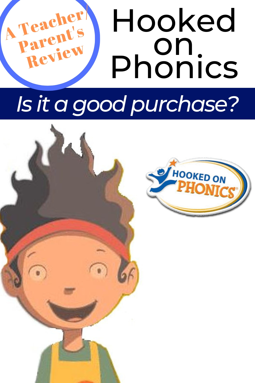 Hooked on Phonics Reviews (2)