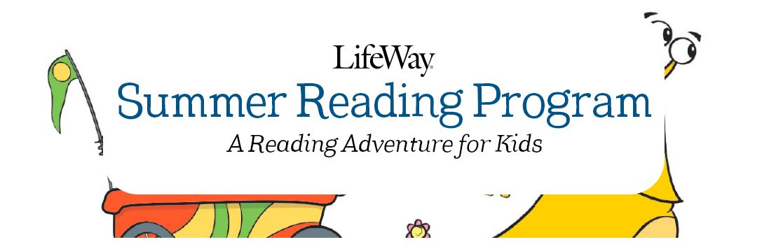 Lifeway Summer Reading Program