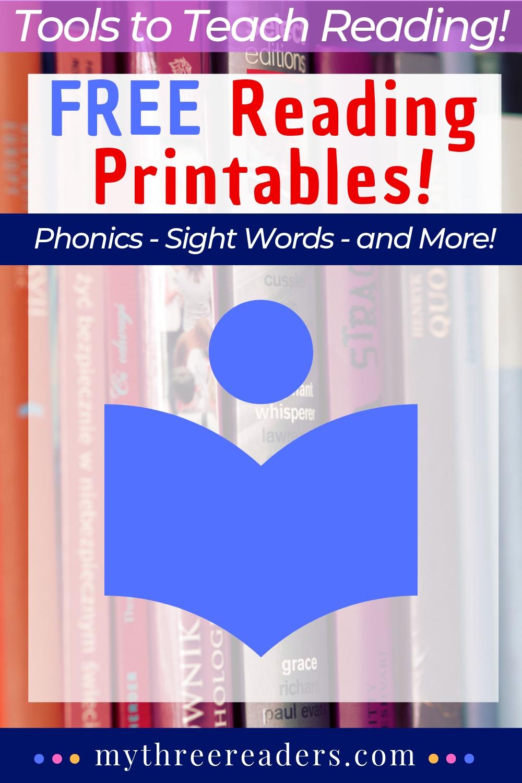 Free Kindergarten phonics printables