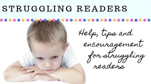 HomePage Struggling Readers