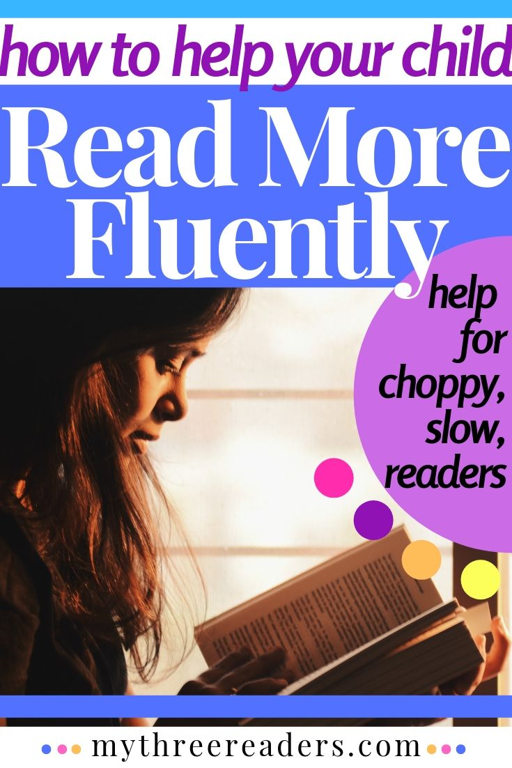 How to Help Your Child Read More Fluently