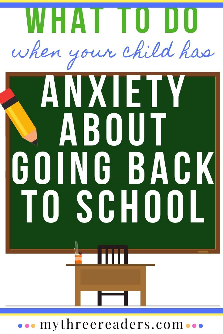 School anxiety symptoms and 23 tips