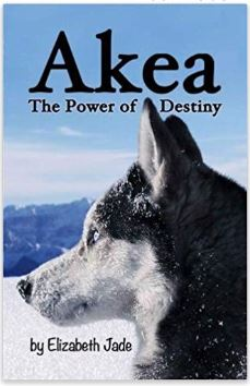 Akea - Book about wolves fiction