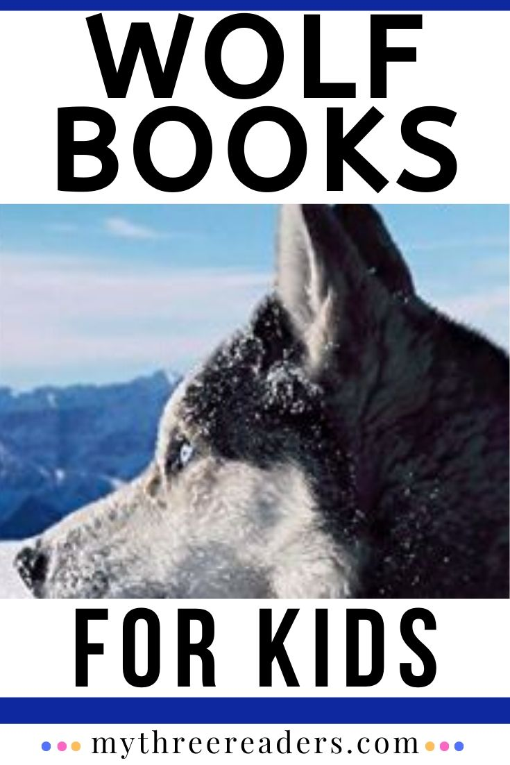 Wolf Books for Kids