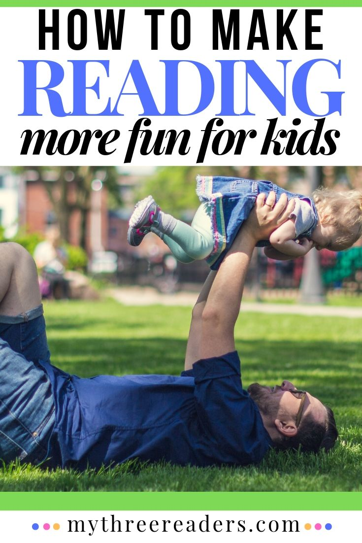 How to Make Reading More Fun