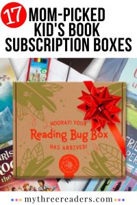 17 Parent's-Choice Kids Book Subscription Boxes in 2019 for Any Young Reader!