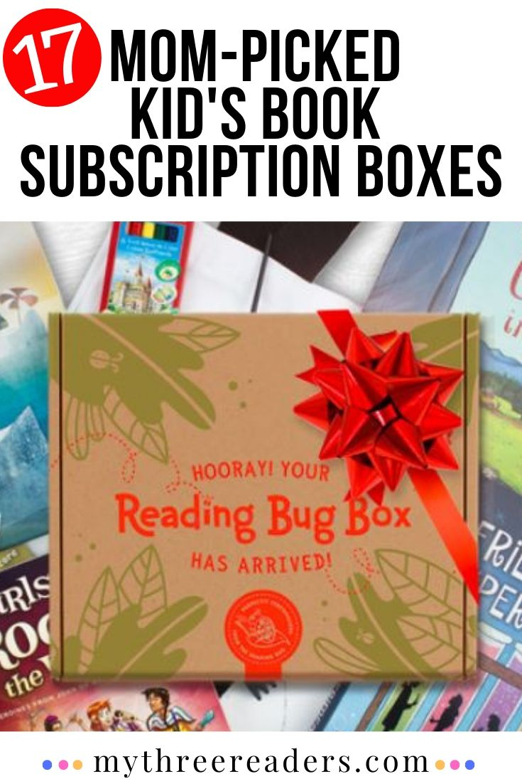 kids book subscription