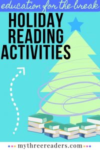 15 Holiday Reading Activities for Kids
