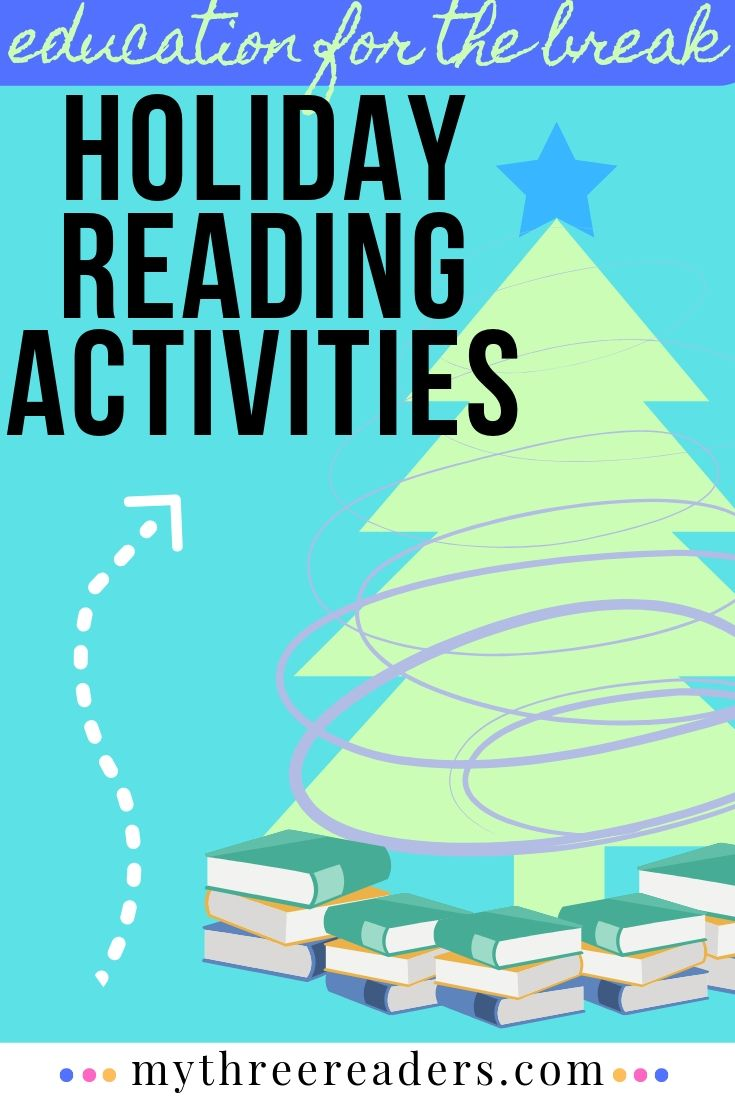 holiday reading activities