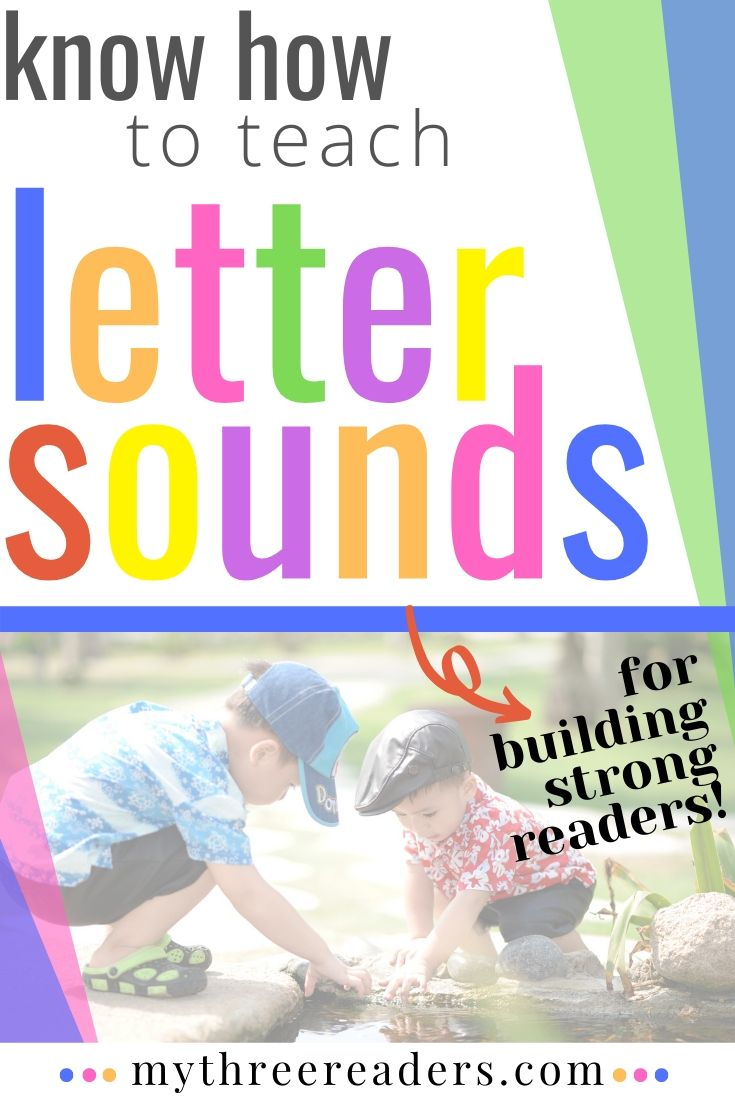 How To Teach Letter Sounds To Struggling Students Plus Free Printables