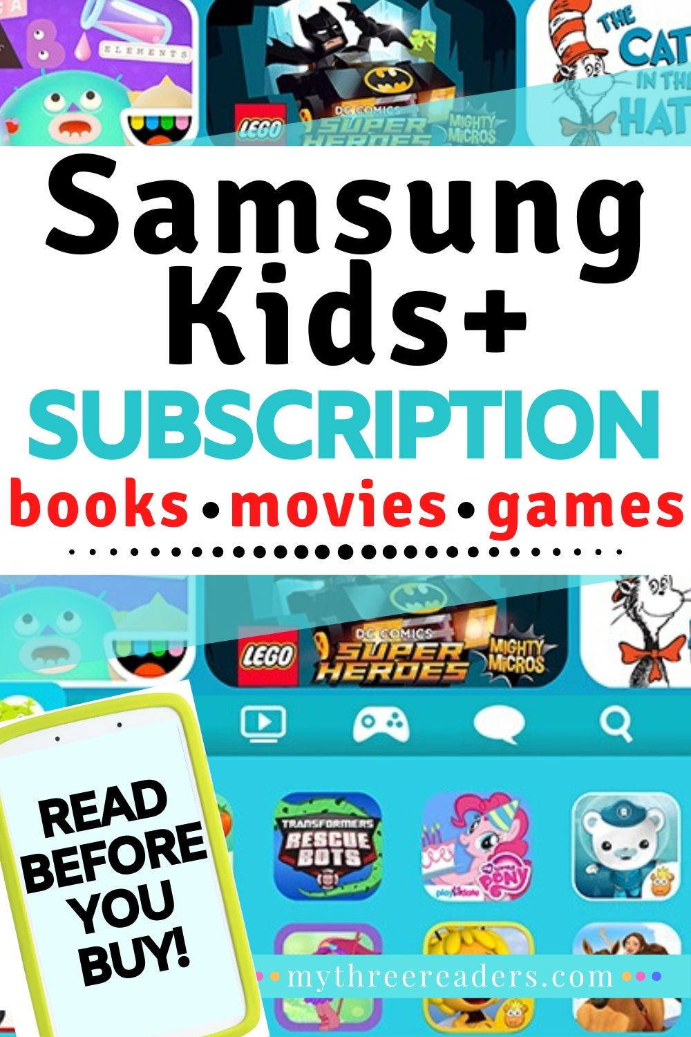 Samsung Kids Subscription