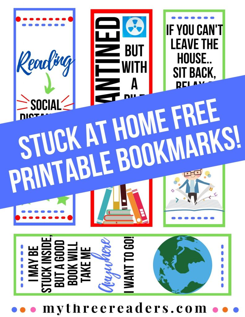where to get free bookmarks