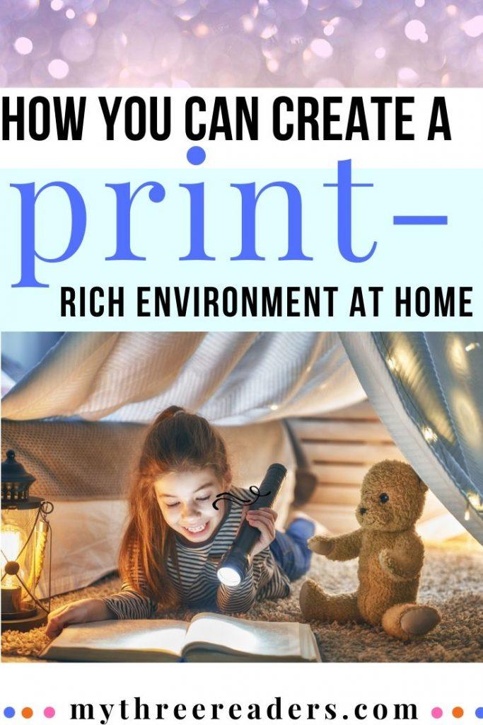 print rich environment